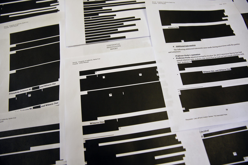 Confidential Files Black Censor Top Secret Transparency