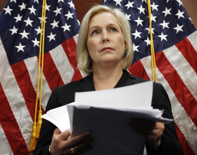 U.S. Sen. Kristin Gillibrand