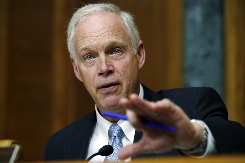 United States Senator Ron Johnson Republican Congress Lawmaker