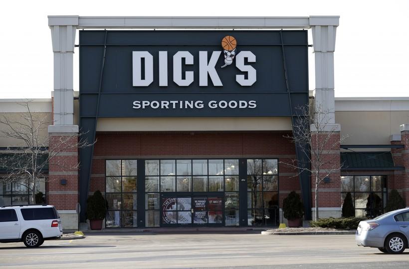 Dicks Sporting Goods Exterior Guns Rifles Assault Ban
