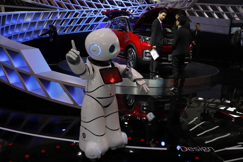 RobotsArtificial Intelligence Machine Learning Programming Technology Science