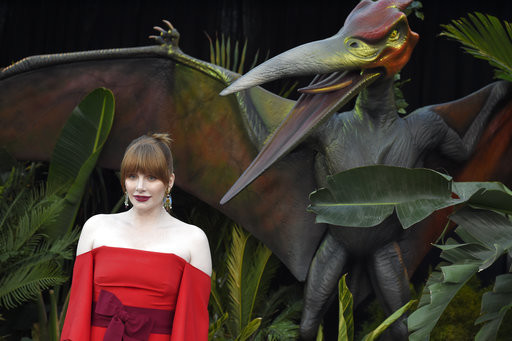 Bryce Dallas Howard Jurassic World Movie Feminism Callout