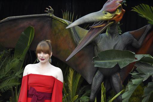 Bryce Dallas Howard Jurassic World Movie Feminism Callout