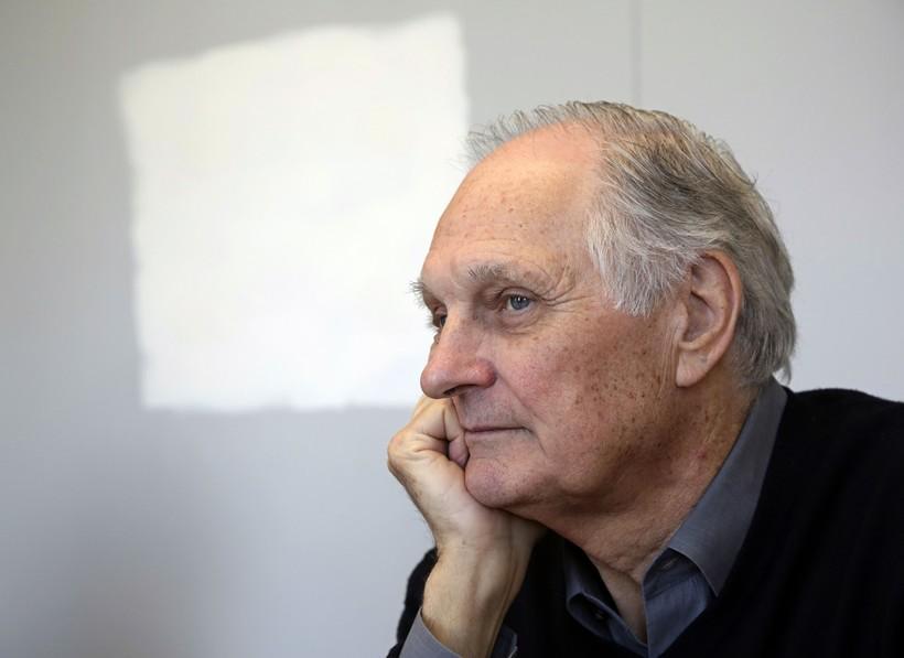 Alan Alda Parkinson's disease