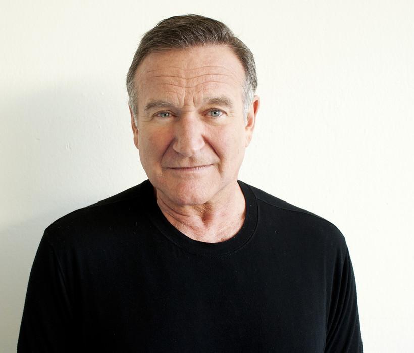 Robin Williams Portrait Comedian Actor