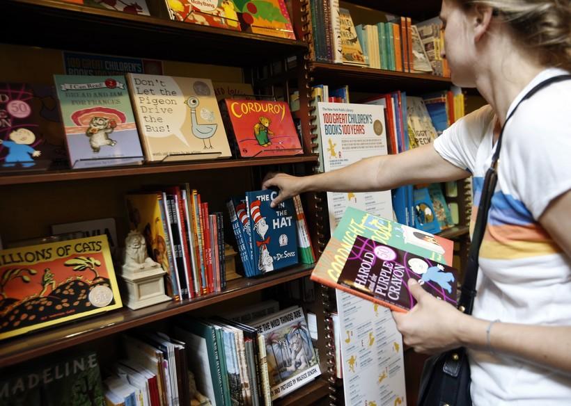 Library Childrens Books Reading Literature Kids