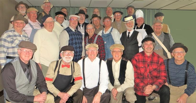 Dunn County Barbershop Harmony Singers