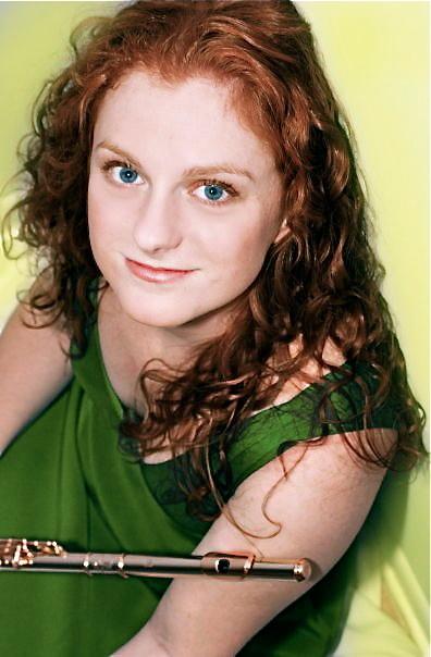 flutist Danielle Breisach