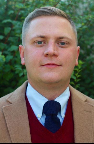 Photo of choral conductor John Hughes