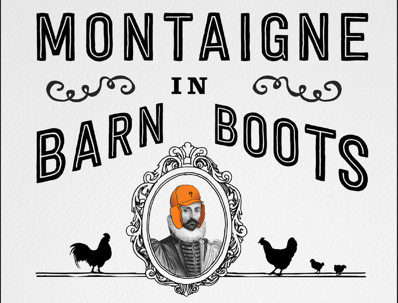 Cover of Montaigne in Barn Boots