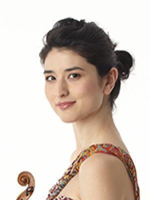 violinist Naha Greenholtz