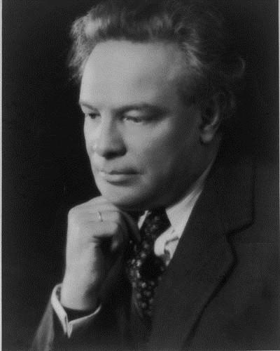 Photo of composer Ottorino Respighi