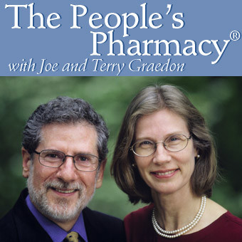 Joe and Terry Graedon hosts of The People's Pharmacy