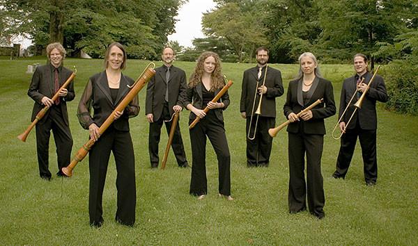 Photo of the Renaissance Band Piffaro