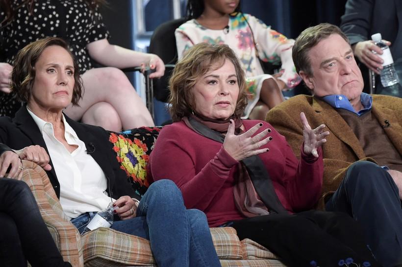 """""""Roseanne"""" cast"""