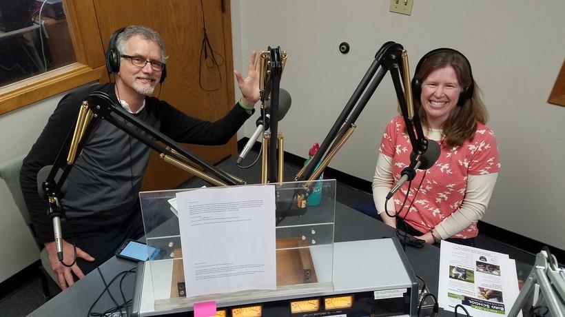 Steve Betchkal and Jeannette Kelly
