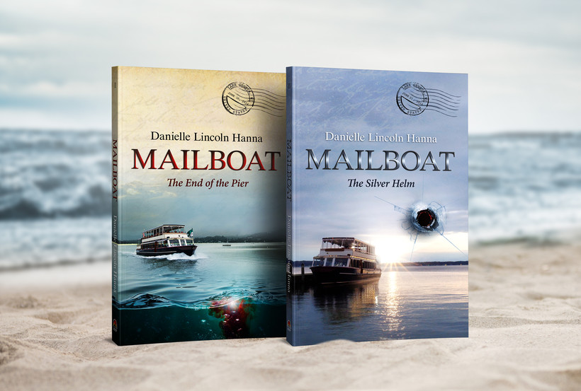covers of Mailboat books