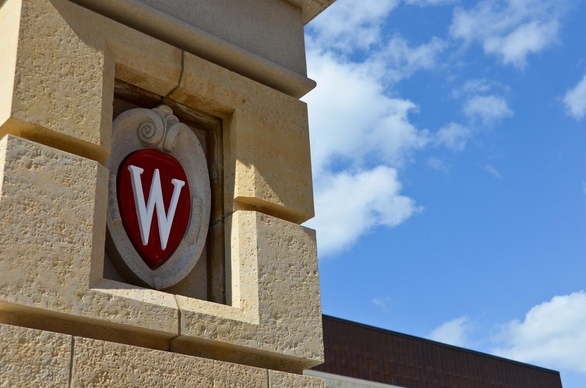 University of Wisconsin shield