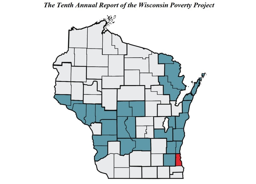 Wisconsin Poverty Project Report Cover