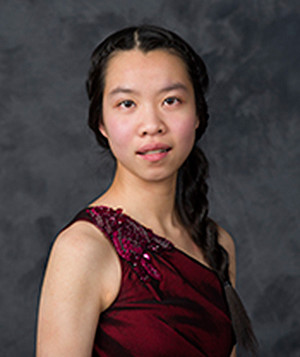 2015 Photo of pianist Isabella Wu