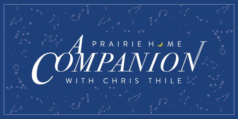 A Prairie Home Companion logo
