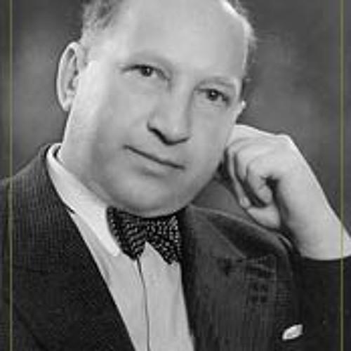 Photo of composer Theodor Blumer