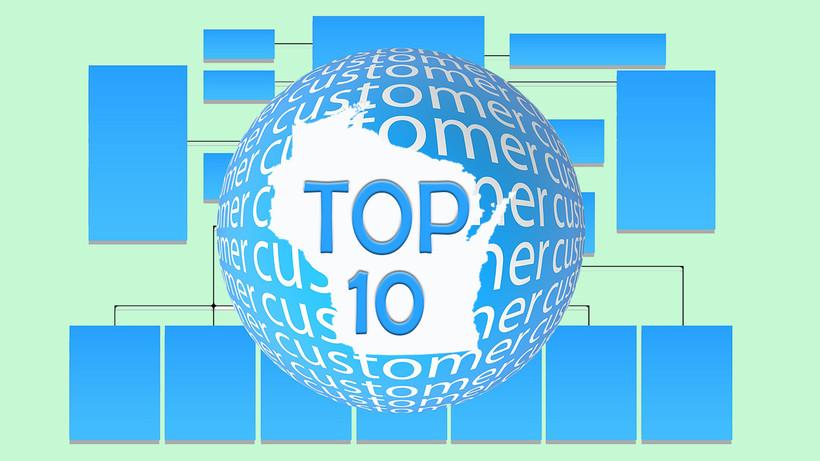 Top Ten Graphic