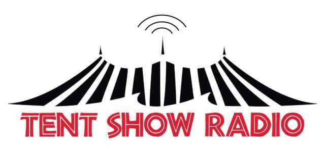Logo for Tent Show Radio