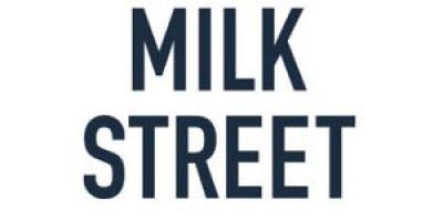 Logo for Milk Street Radio