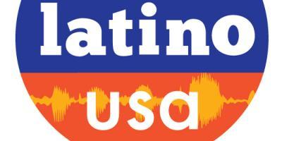 Logo for Latino USA