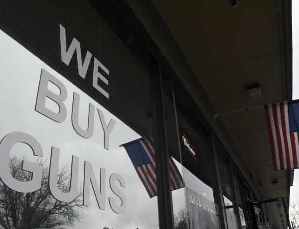 Eagles Nest Armory gun shop in Arvada, Colorado