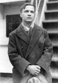 Photo of composer George Antheil