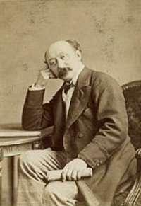 Photo of conductor Luigi Arditi