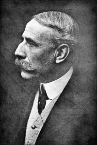 Composer Sir Edward Elgar