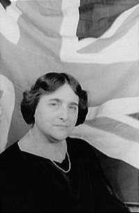 Photo of Dame Myra Hess
