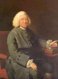 Portrait of Charles Jennens