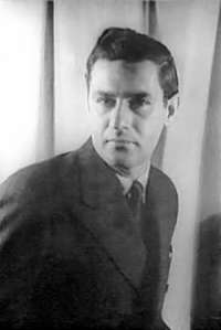 Photo of Gian Carlo Menotti