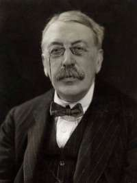 Photo of Sir Charles Villiers Stanford