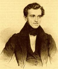 Portrait of Johann Strauss the Elder