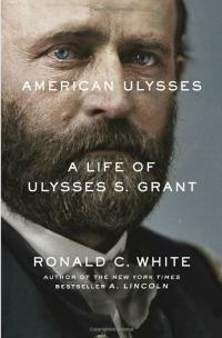 Cover of book American Ulysses by Ronald White