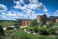 Epic campus building