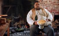 Author and chef Michael Twitty