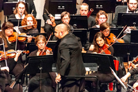 Dr. Andres Moran Conducts the Central Wisconsin Symphony Orchestra