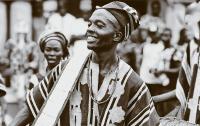 Man in Nigeria