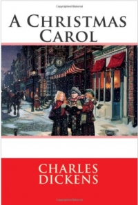 Book cover of A Christmas Carol by Charles Dickens