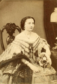 Pianist Arabella Goddard