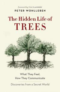 Bookcover for The Hidden Life of Trees