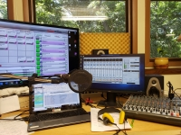 home radio studio