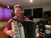 Wisconsin Polka Hall of Famer Steve Meisner