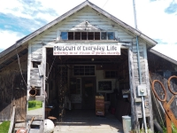 The Museum of Everyday Life is in Clare Dolan's barn.